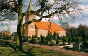 Findorff Kirche in Grasberg