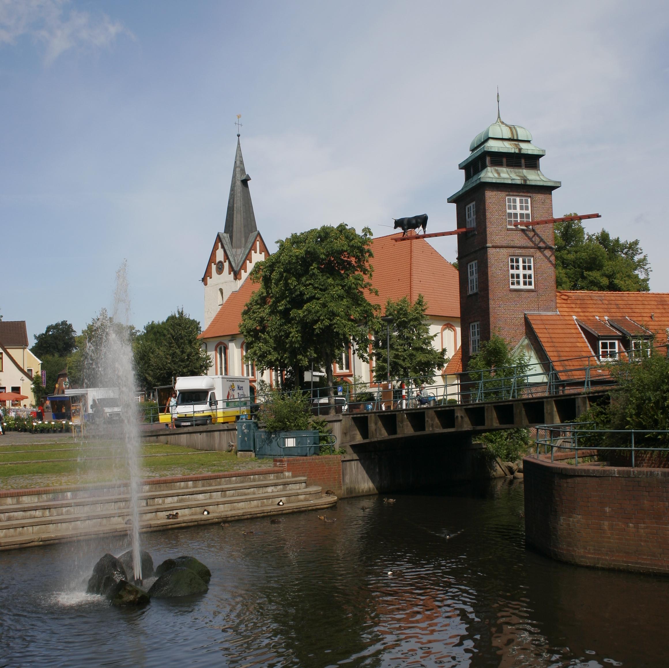 Marktplatz Osterholz-Scharmbeck