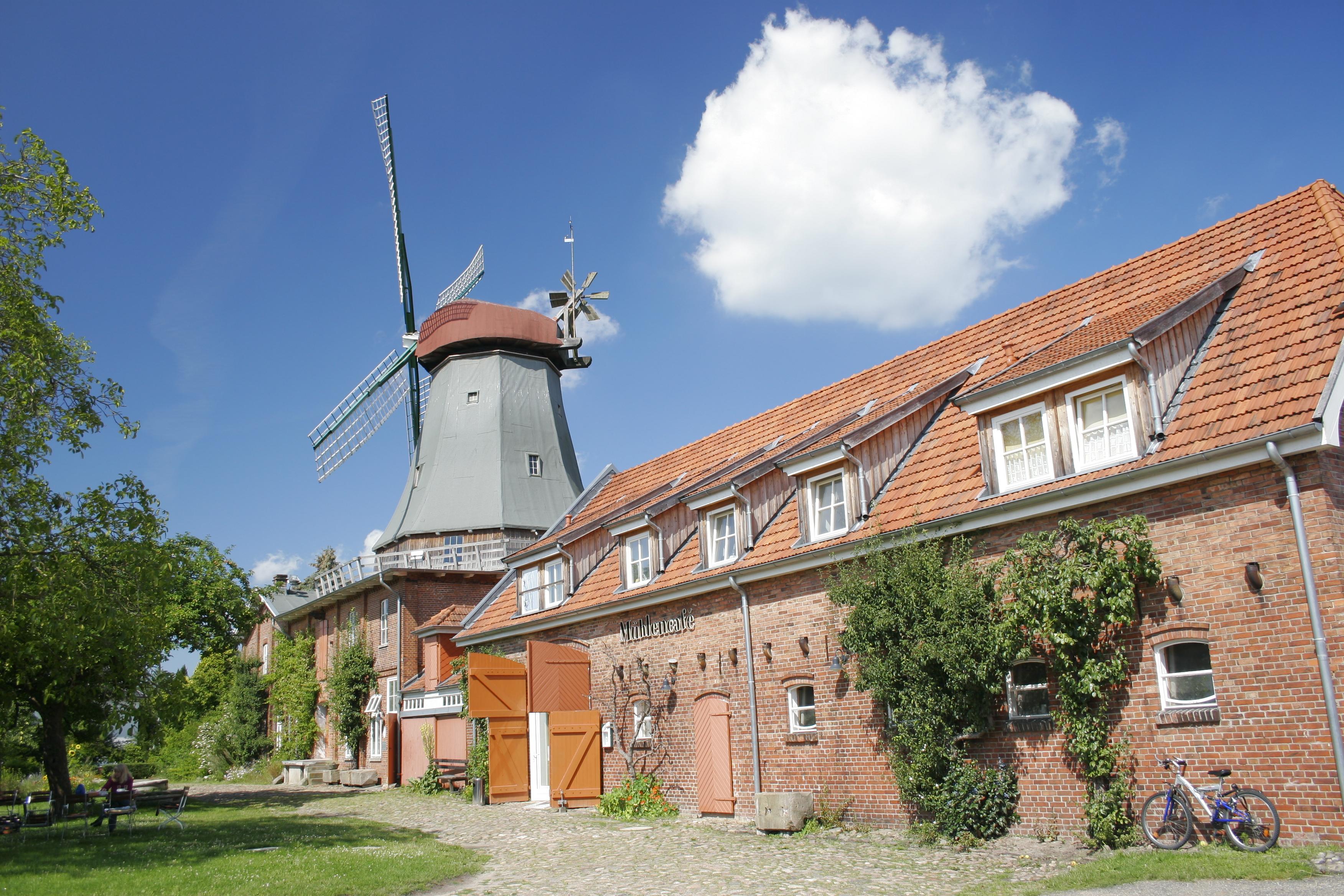 Mühle von Rönn in Osterholz-Scharmbeck