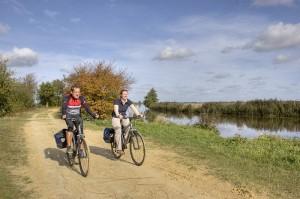 Een paradijs voor fietsers
